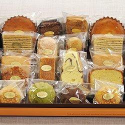 画像1: 焼き菓子 詰め合わせ 18個入